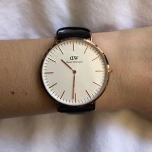 Gently used Daniel Wellington Sheffield 36 mm